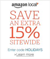 15% Off Amazon Local