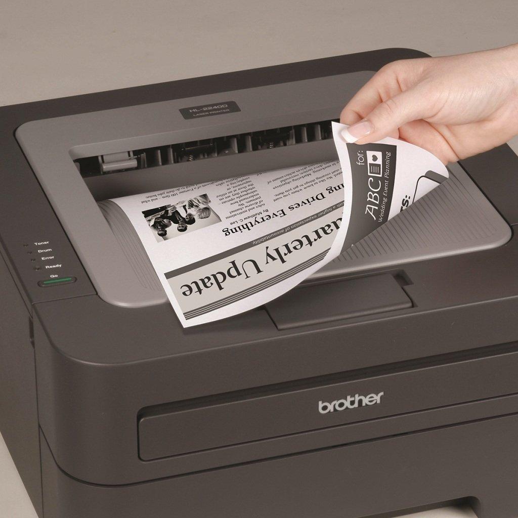 Как печатать с двух сторон на принтере 70