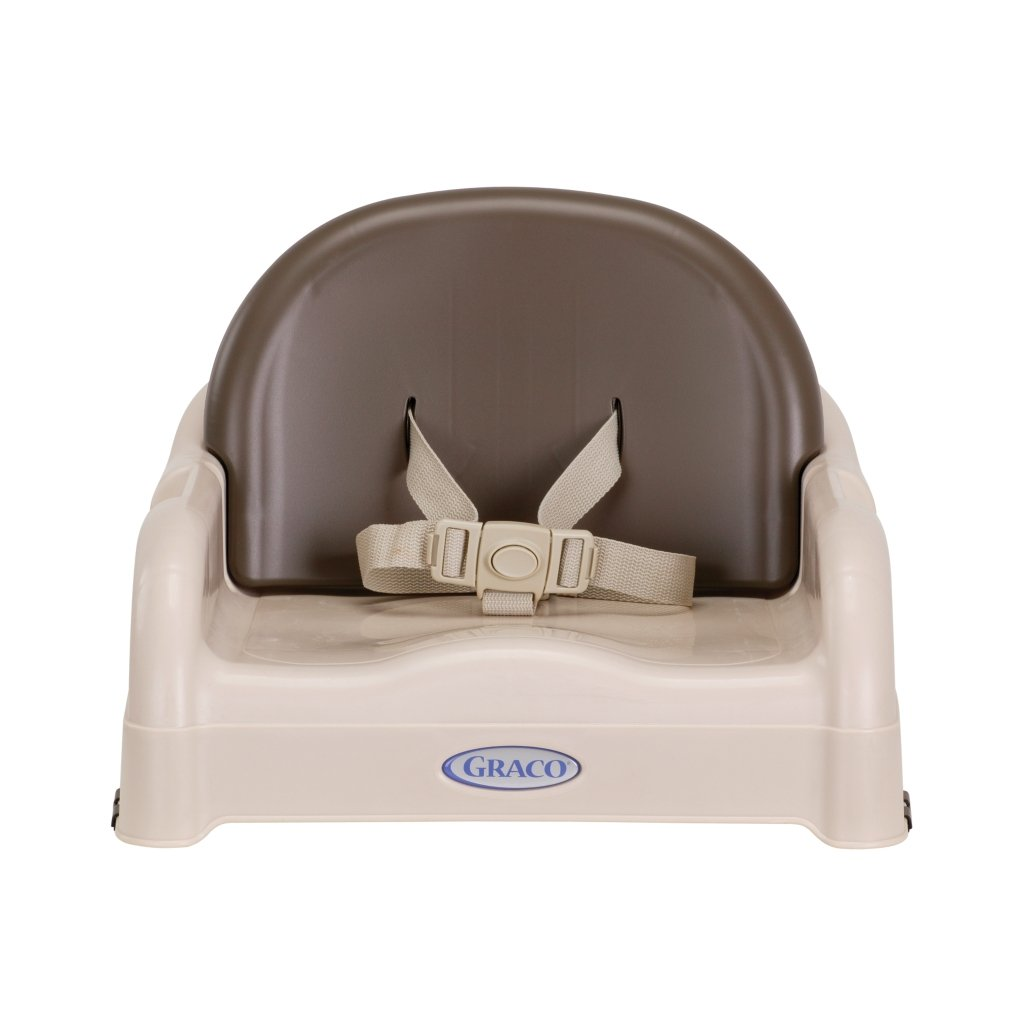 Graco Blossom Booster Seat Grey Infant Toddler High Chair