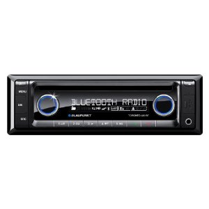 Blaupunkt CD/MP3/WMA Receiver with iPod/iPhone Control and Built-in Bluetooth