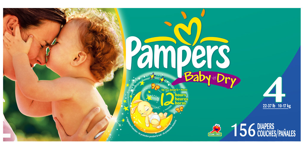 Amazon.com: Pampers Baby Dry Diapers Size 6 Jumbo Bag 23 Count (Pack