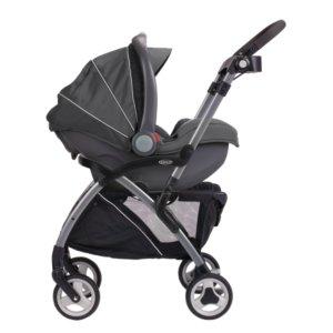 Graco Snugride Classic Connect  Infant Car Seat Orbit