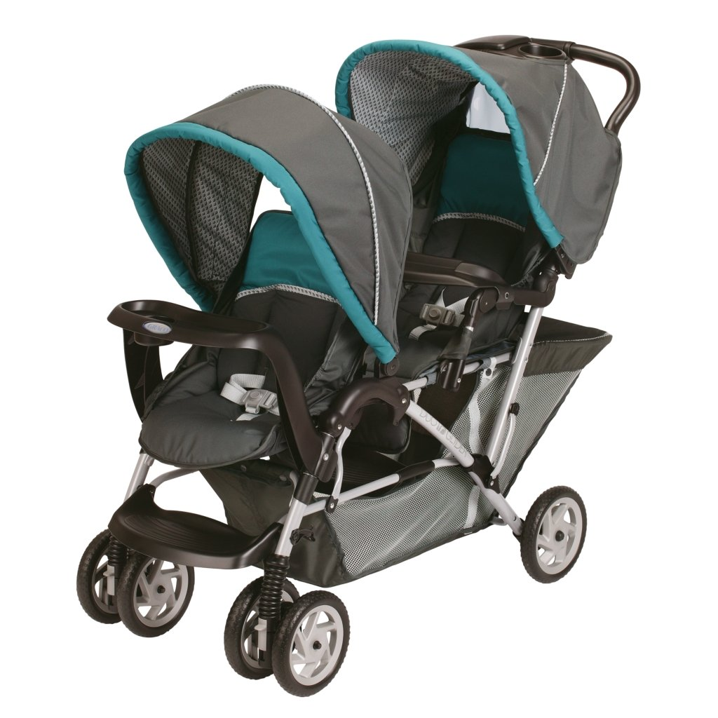 Amazon.com : Graco DuoGlider Classic Connect Stroller, Dragonfly