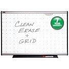 Prestige Total Erase Whiteboard, 6x4, Aluminum