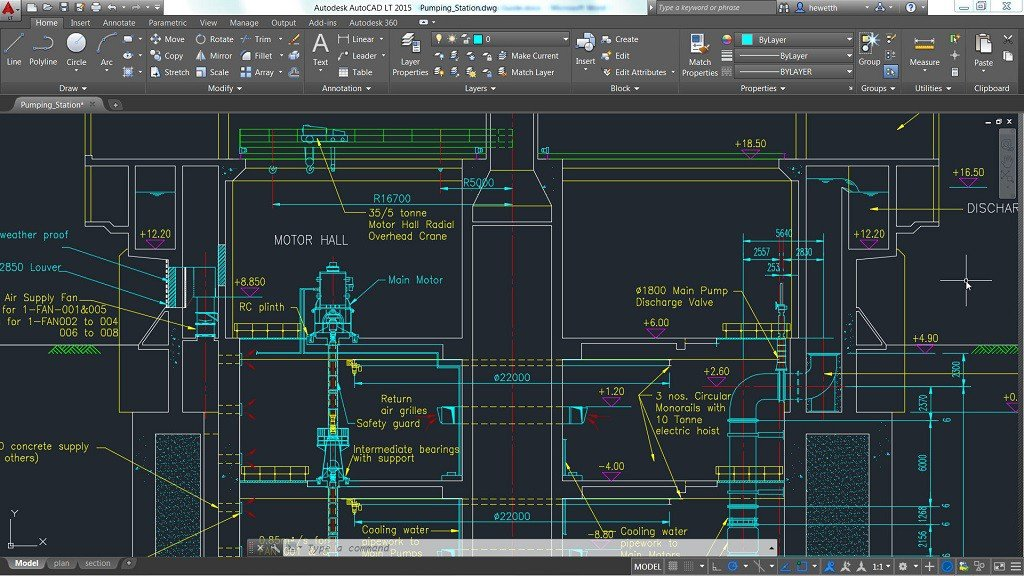 Autodesk AutoCAD 2015 Free Download