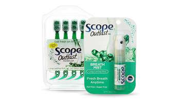 Scope Outlast Mini-Brush
