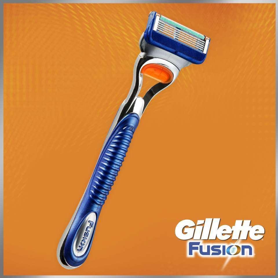Amazon.com : Gillette Fusion Manual Razor : Gillette Razor Fusion