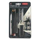 Charcoal Pencil Collection, 10-Ct.