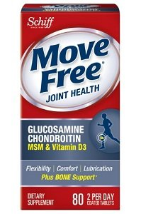 Schiff Move Free Advanced Plus MSM and Vitamin D Product Shot