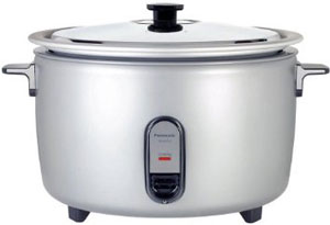 Panasonic Commercial Rice Cooker