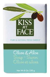Olive and Aloe Bar Soap