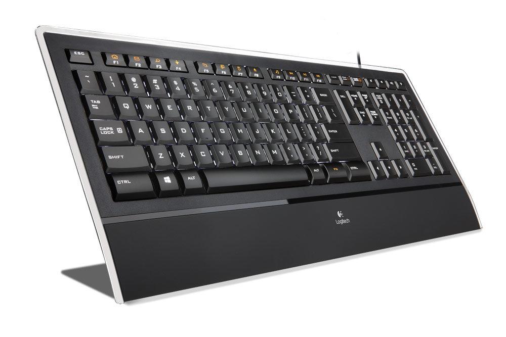Amazon.com: Logitech Illuminated Keyboard K740: Electronics
