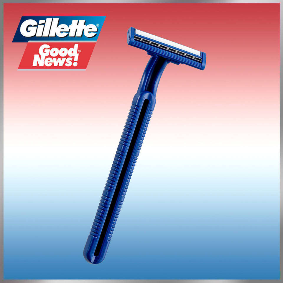 gillette sensor2 base disposable razor 12. Black Bedroom Furniture Sets. Home Design Ideas