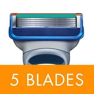 Fusion Disposables 5 Blades