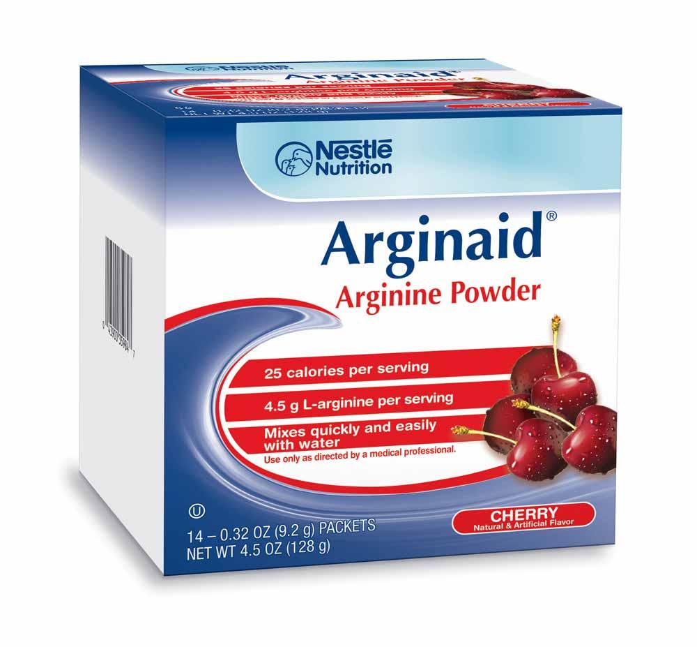 Amazon.com : Arginaid, Cherry, 0.32-Ounce Packets (Pack of ...