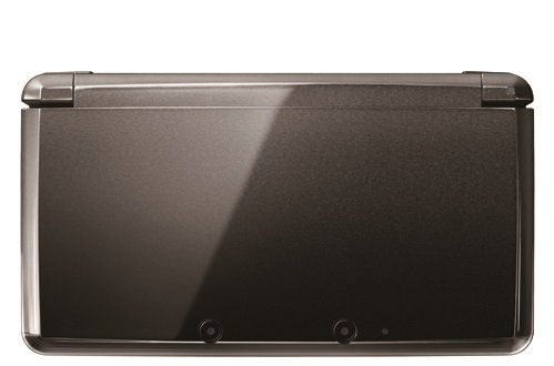 nintendo 3ds cosmo black nintendo 3ds video. Black Bedroom Furniture Sets. Home Design Ideas