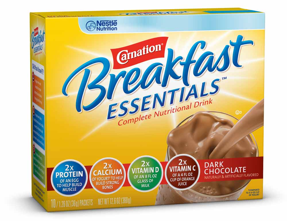 Carnation Instant Breakfast Dark Chocolate