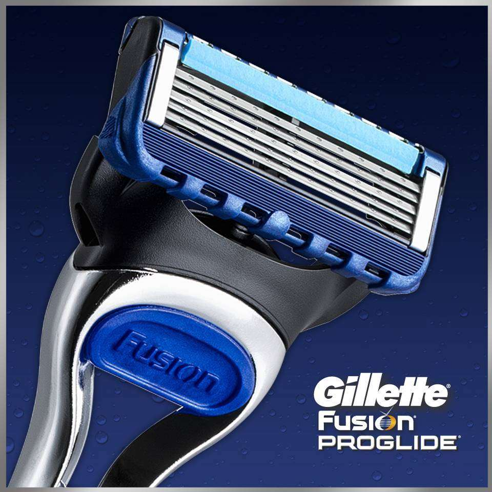 gillette fusion proglide power vs manual