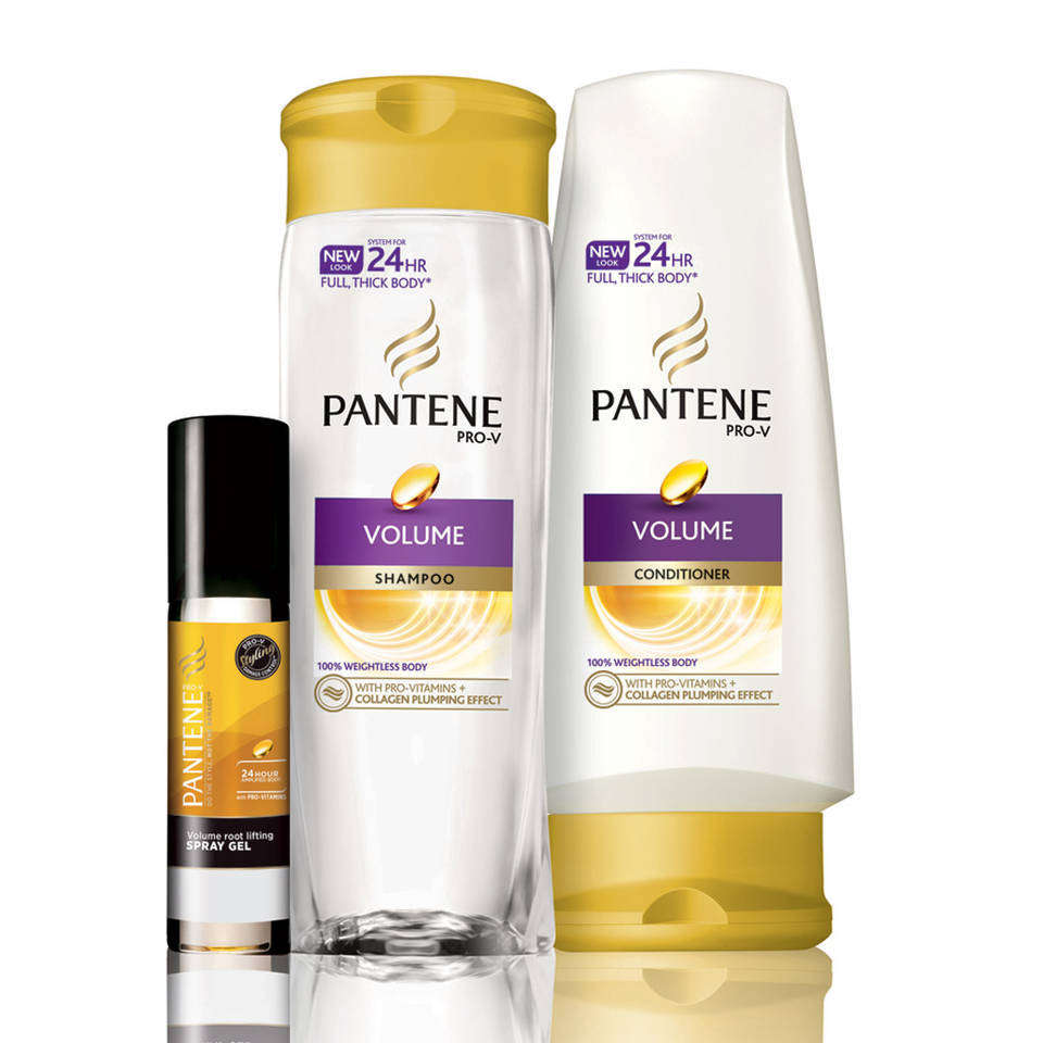 Amazon.com: Pantene Pro-V Smooth Shampoo 33.8 Fl Oz: Beauty