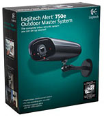 Logitech Alert 750e Outdoor Master System with Night Vision