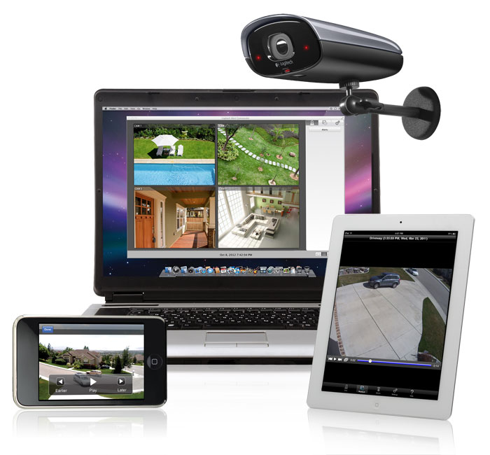 Home Security Camera For Laptop