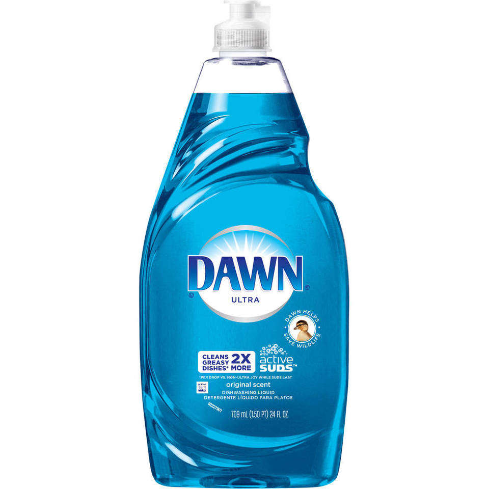 Amazon Com Dawn Ultra Original Scent Dishwashing Liquid