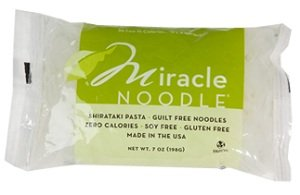 Amazon.com : Miracle Noodle Shirataki Pasta, Angel Hair, 7