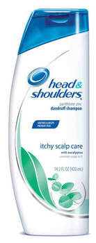 Itchy Scalp Care