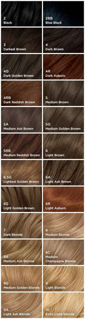 easy n natural hair color free sample