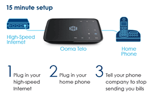 ooma telo with bluetooth adapter voip telephone adapters electronics