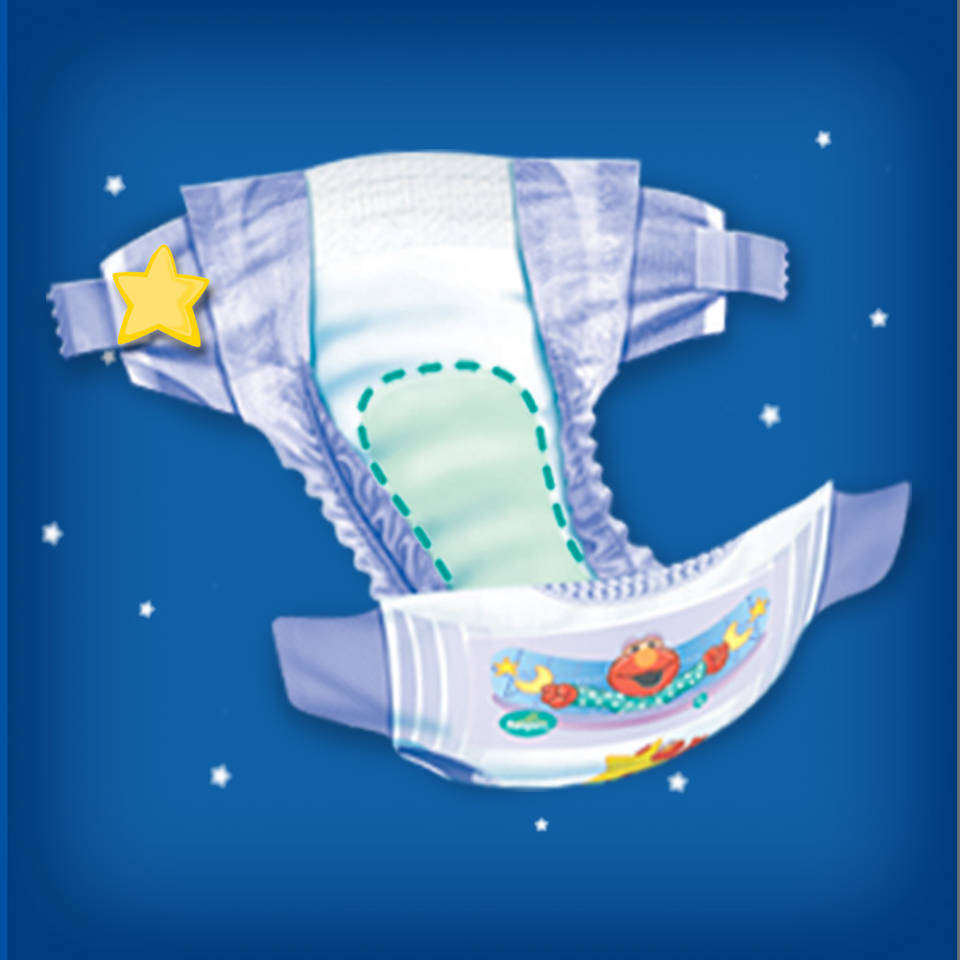 Amazon.com: Pampers Extra Protection Nighttime Diapers Super Pack Size