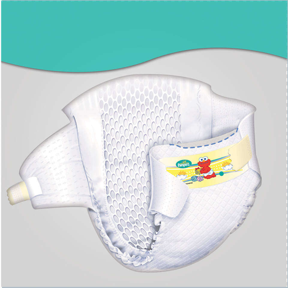 With Pampers Sensitive wipes' unique Softgrip Texture, your baby will enjoy less wiping for more gentle cleaning. They are clinically proven mild, dermatologist-tested, hypoallergenic, and perfume-free, which helps make changing time even better. Plus, Pampers Sensitive wipes are 20% thicker than our regular wipes.