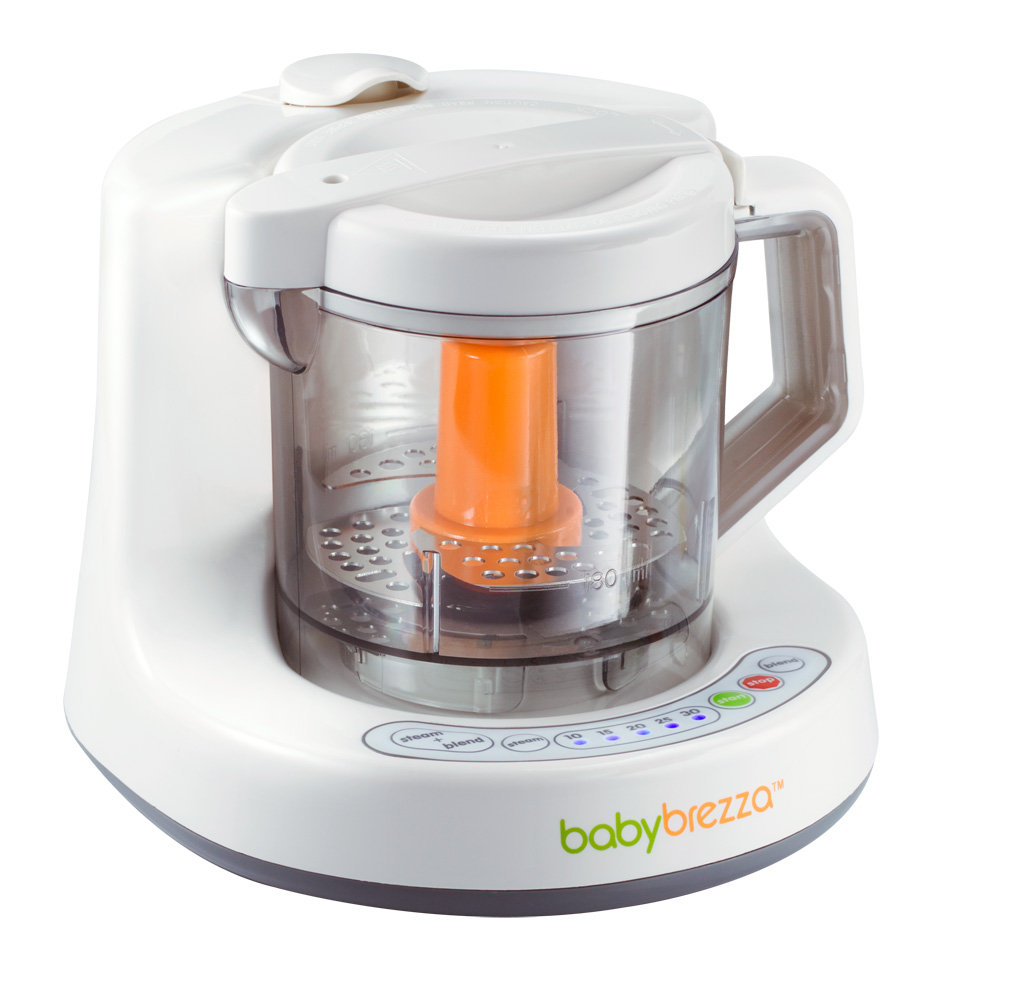 All about baby baby brezza one step baby food maker for Cuisine generator
