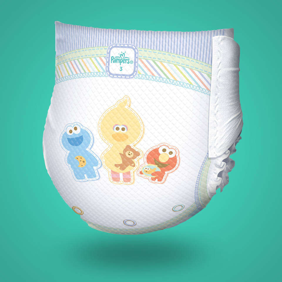 Swaddlers and Baby Dry are both varieties of diapers sold by Pampers, which is owned by Procter & Gamble. Both types are quite absorbent and will keep your infant dry and comfortable.