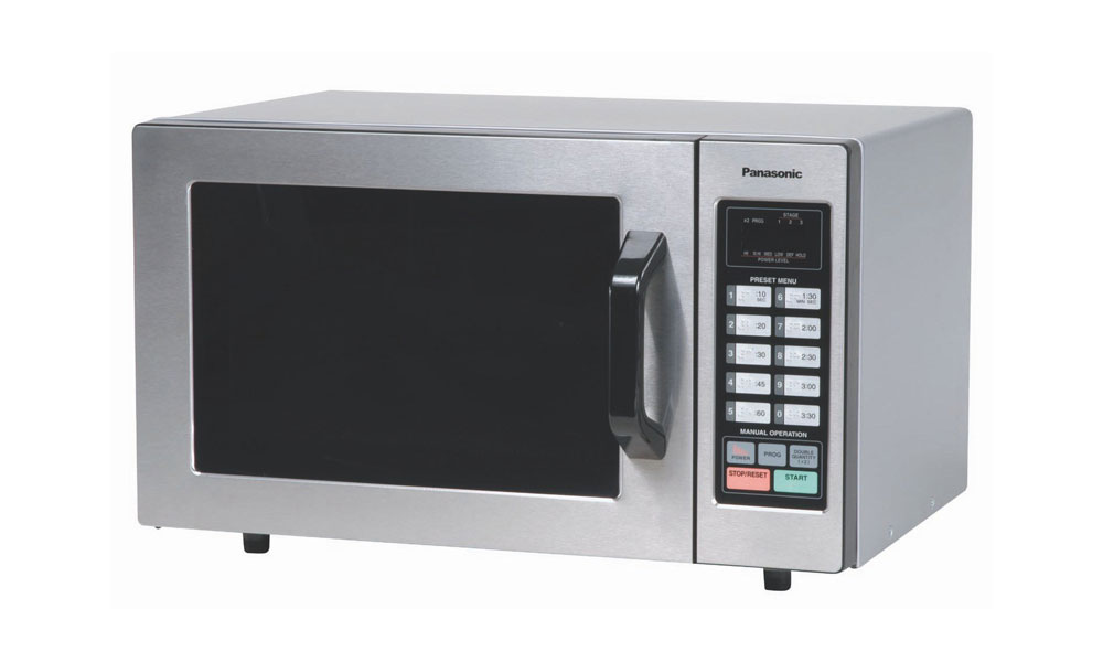 Commercial Microwave Oven Touch Screen Heavy Duty