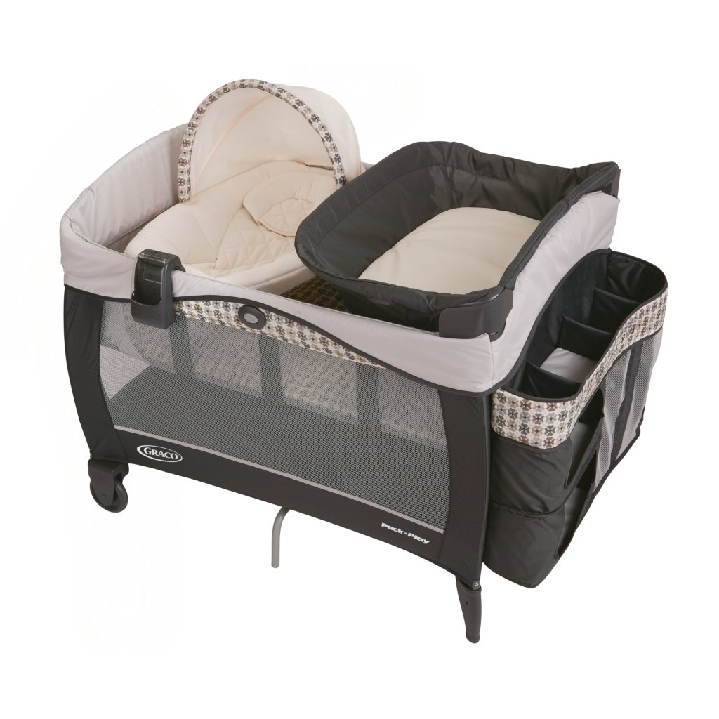 Amazon.com : Graco Pack 'N Play with Newborn Napper Elite ...
