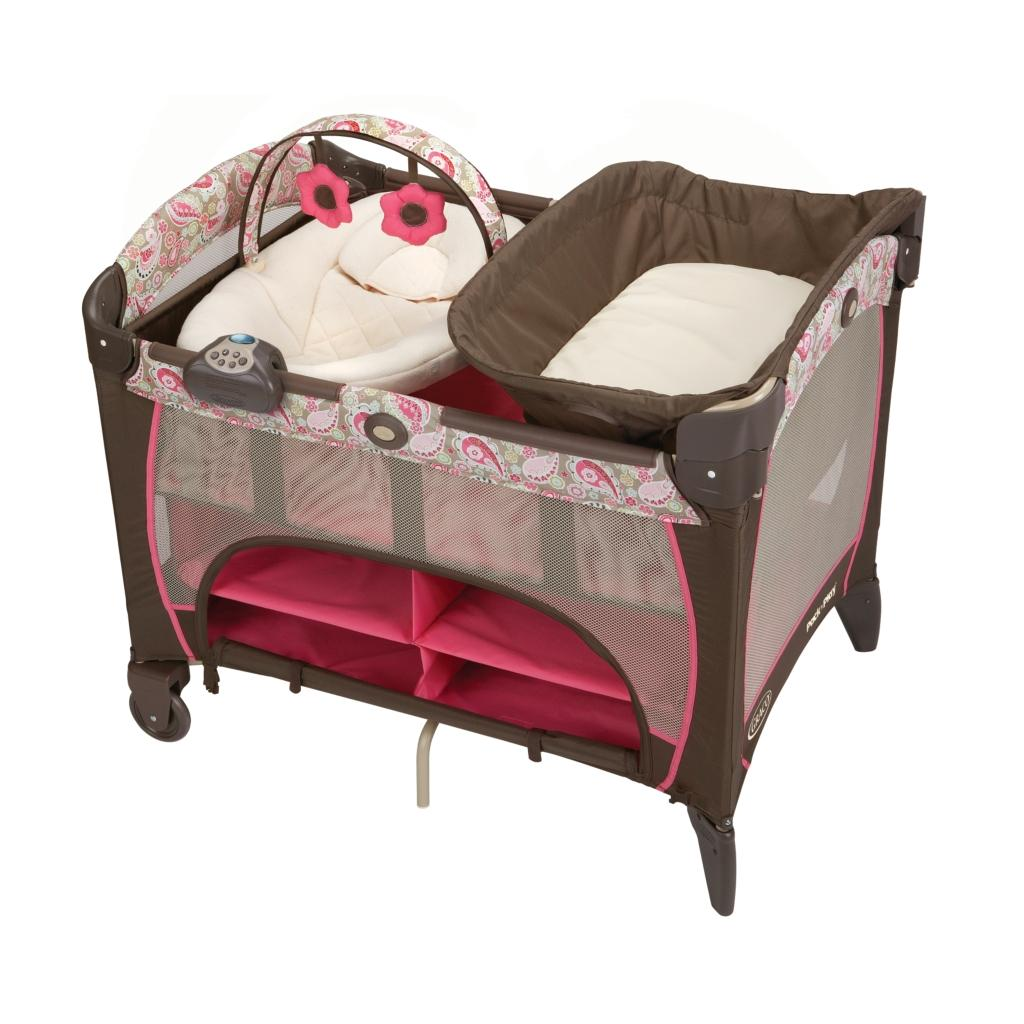 Amazon.com: Graco Pack 'n Play Playard with Newborn Napper ...