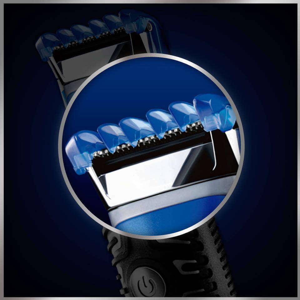 gillette fusion proglide styler 3 in 1 men 39 s body groomer with beard trim. Black Bedroom Furniture Sets. Home Design Ideas