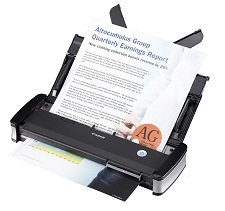 Canon Scanner with Paper