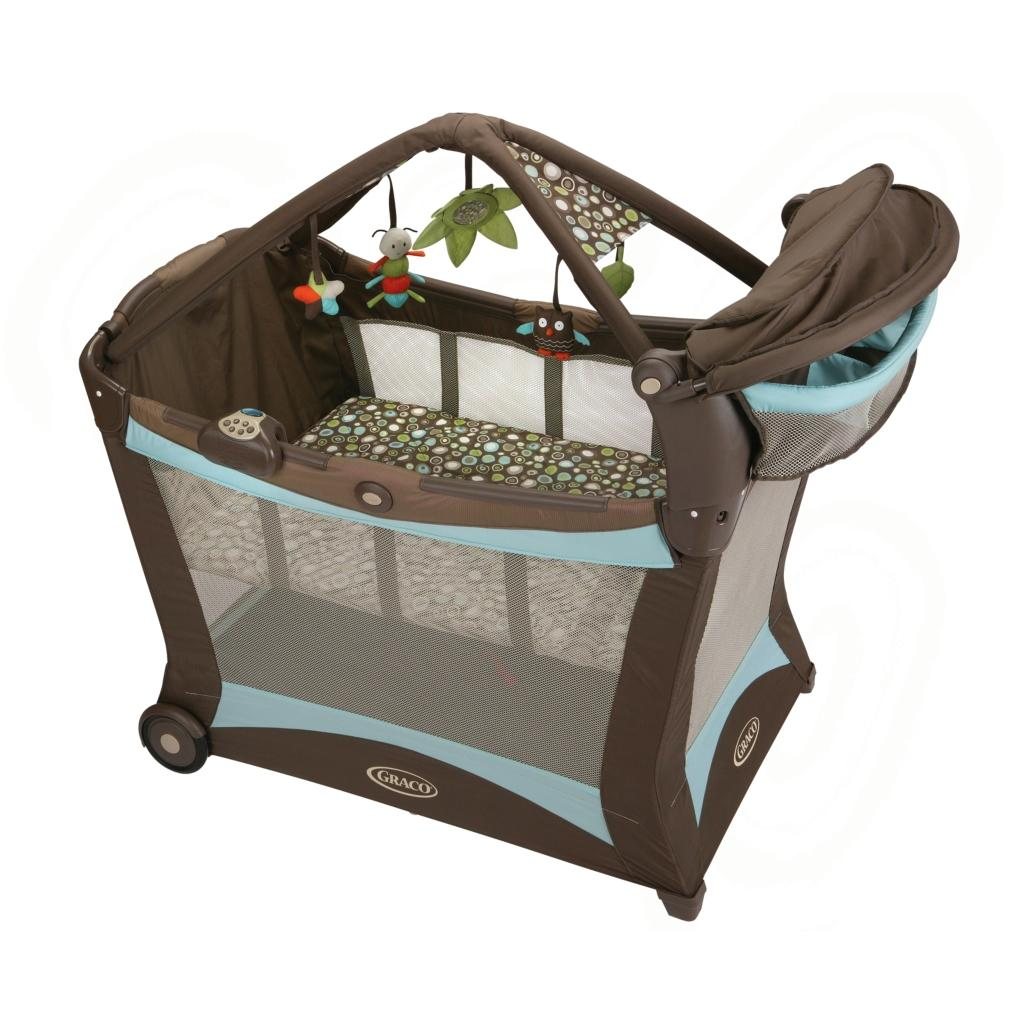 Amazon Graco Pack n Play Modern Playard with Play