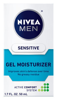 Soothes and helps to prevent irritation after shaving