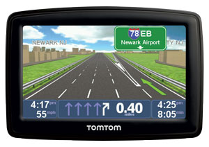 Advanced lane guidance - TomTom Start 45
