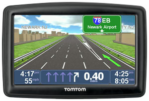 Advanced lane guidance - TomTom Start 55 TM