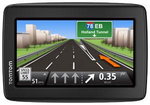 Advanced lane guidance - TomTom VIA 1405 T