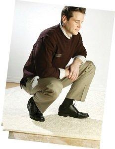 Amazon.com: Futuro Restoring Dress Socks for Men, Black