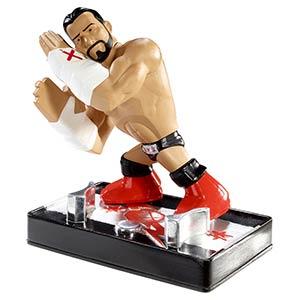 Amazon.com: WWE Rumblers Apptivity Cm Punk Figure: Toys & Games