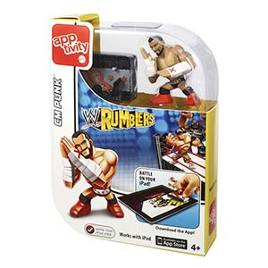 Apptivity WWE Rumblers CM Punk