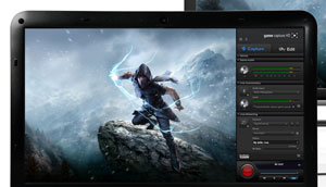 Includes Game Capture HD Software for Mac and PC