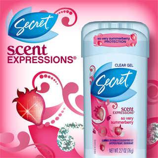Secret Scent Expressions