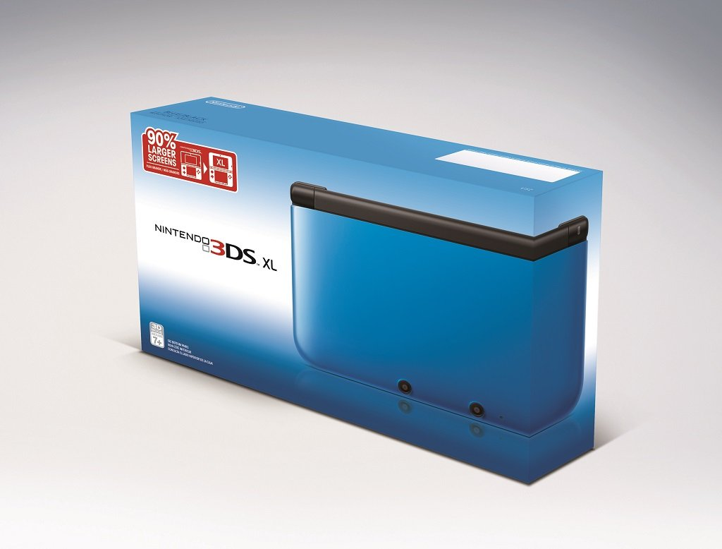 Brand New Nintendo 3DS XL Game System Console - All Colors ...